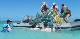ocean plastics Asia