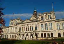 Cardiff purposed-built student accommodation