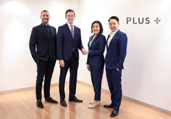 Plus Property real estate agency bangkok