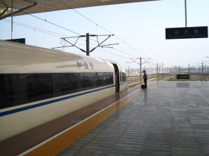 Northeast Thailand high-speed rail