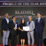 """People's Choice Award for """"Project of the Year"""""""