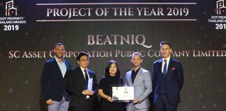 "People's Choice Award for ""Project of the Year"""
