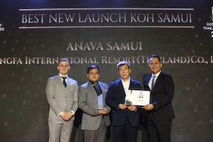 Anava Samui best projects in Thailand