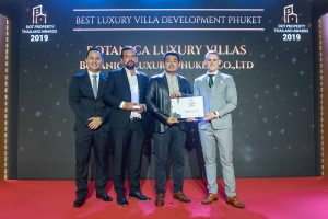 Botanica Luxury Villas wins