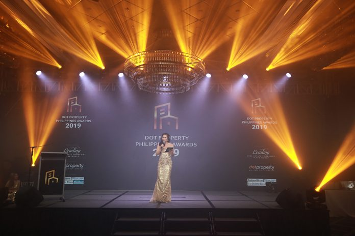 Dot Property Philippines Awards 2019 in Manila