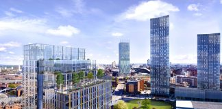 Victoria Residence at Crown Street Manchester property market