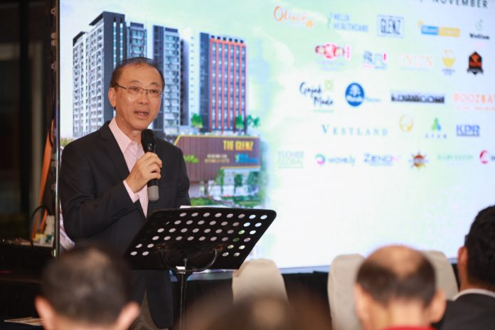 Mak Hon Weng, Chief Operating Officer of Sg. Besi Construction Sdn Bhd The Glenz