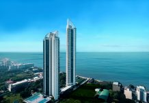 tallest building in Pattaya