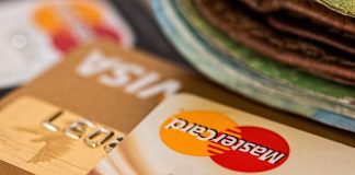home loans and credit card payments