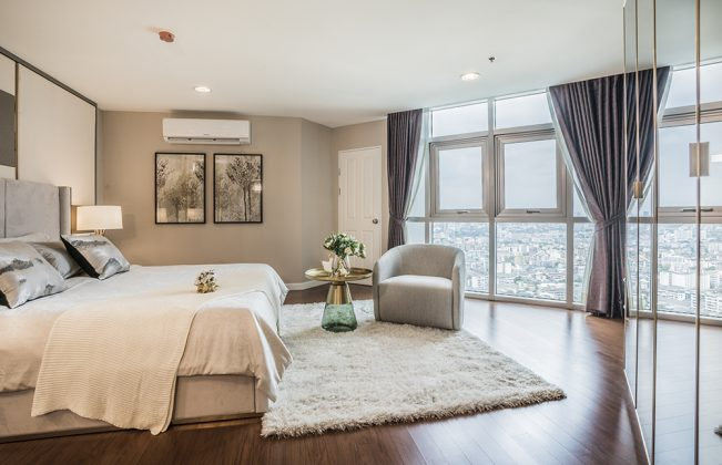Special Deals on Special Days for the most exclusive residences in Bangkok's new CBD