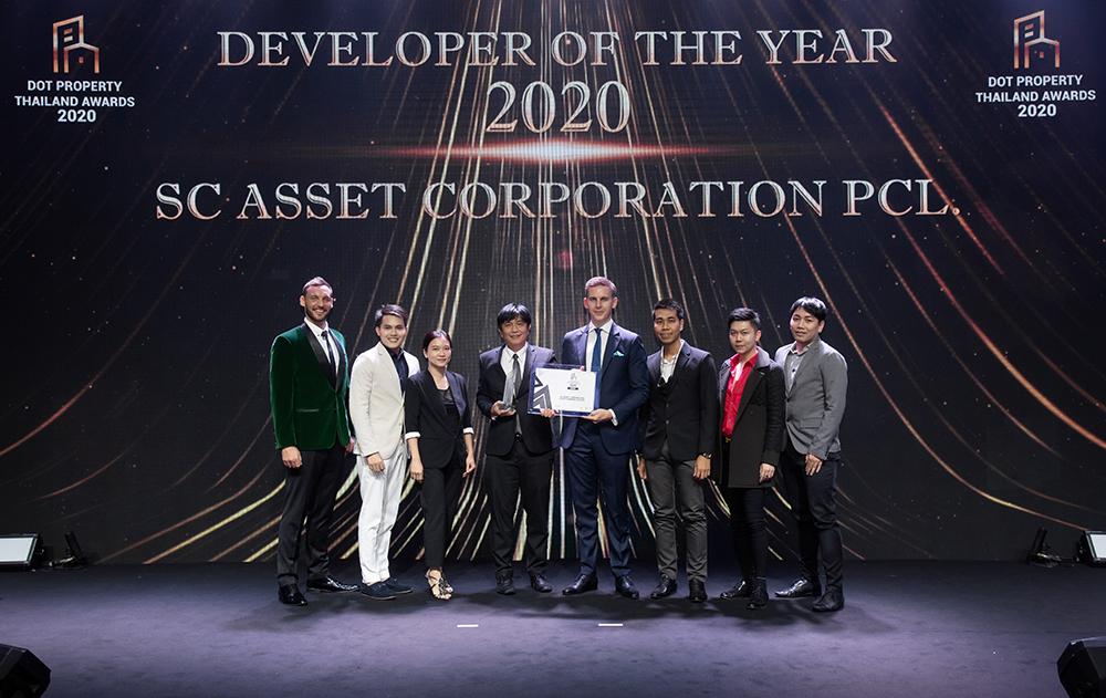 SC Asset wins 2020