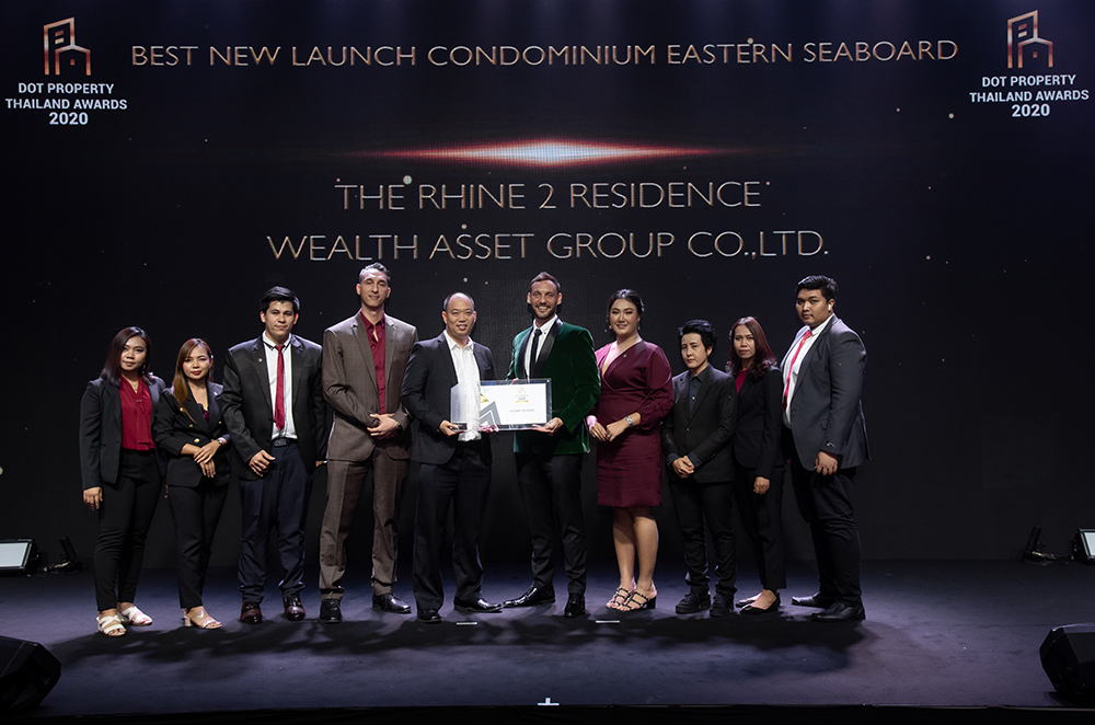 Best New Launch Condominium Eastern Seaboard - The Rhine 2 Residence from Wealth Asset Group
