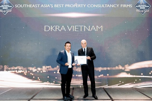 Dot Property Southeast Asia Awards 2020 Winners' Dinner at The Reverie Saigon in Ho Chi Minh City