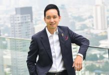 Khun Sirikiat Vadabukkana, Singha Estate Vice President of Sales and Marketing (Residential Development Division)