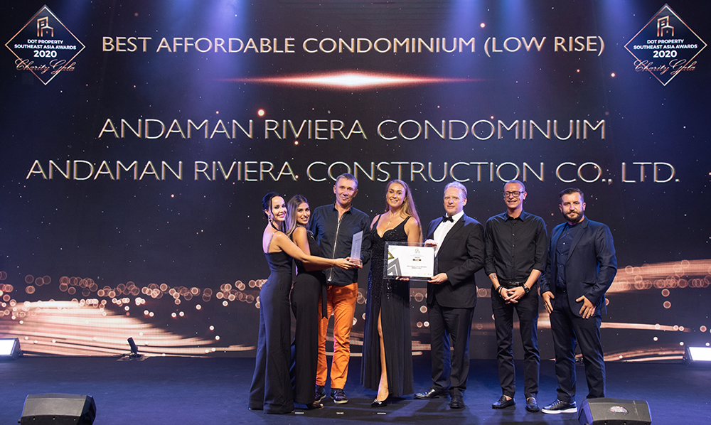 Best Affordable Condominium (Low Rise) - Andaman Riviera Condominium