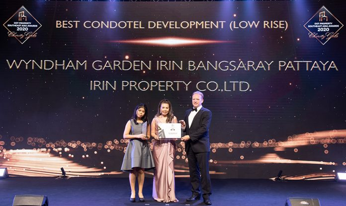 Thailand winners Dot Property Southeast Asia Awards 2020