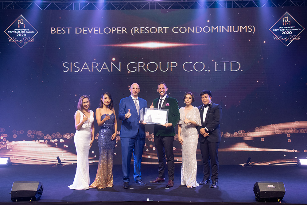 Best Developer (Resort Condominiums) – Sisaran