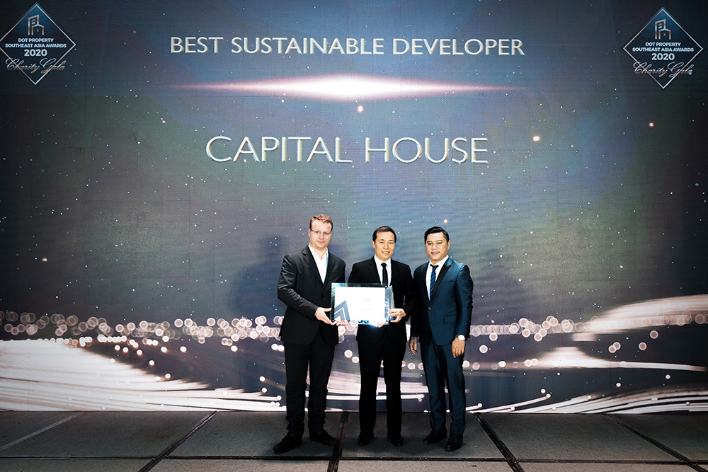 Best Sustainable Developer - Capital House