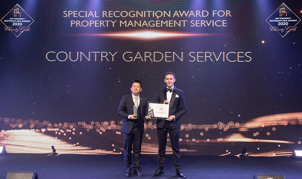 Country Garden Services is revolutionizing property management in Thailand