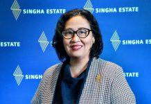 Khun Thitima Rungkwansiriroj, Singha Estate Chief Executive Officer,