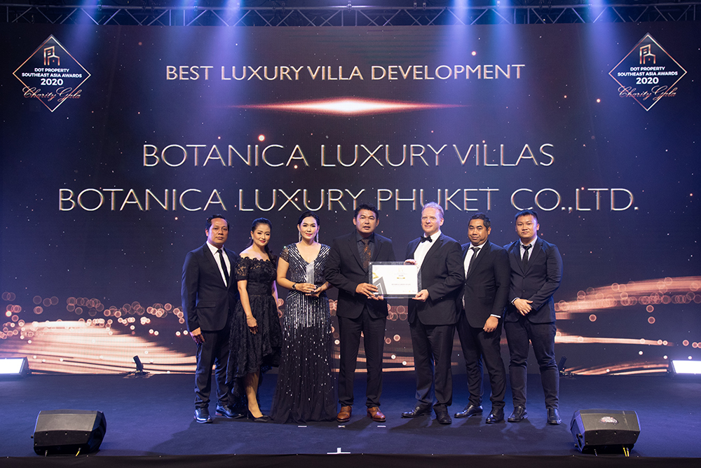Best Luxury Villa Development - Botanica Luxury Villas