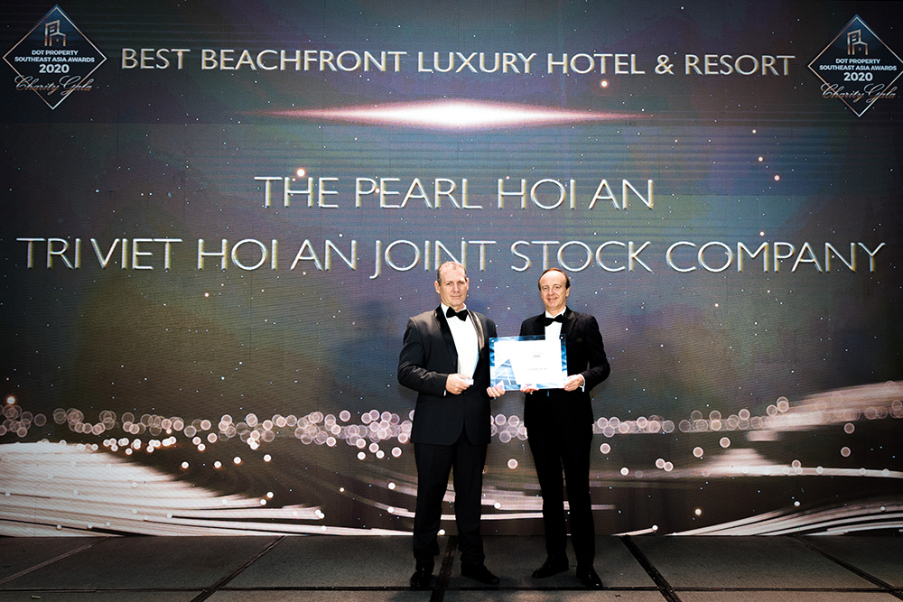 Best Beachfront Luxury Hotel & Resort - The Pearl Hoi An