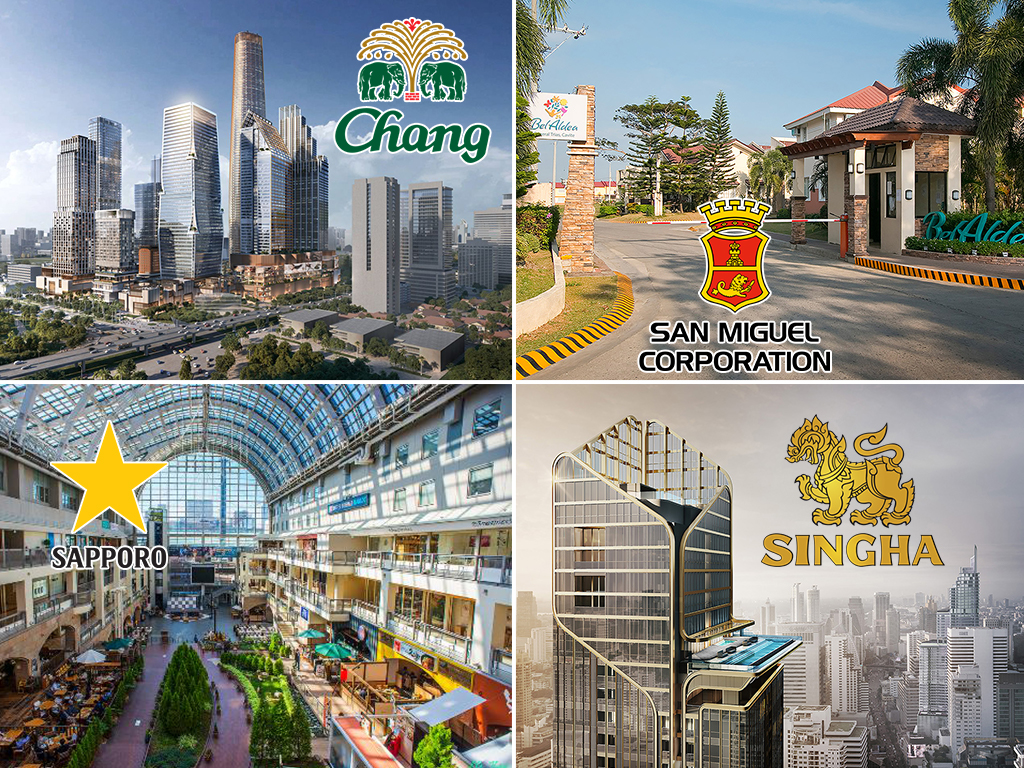 From brewing to buildings: A look at breweries in Asia with property development ambitions