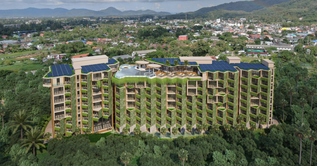 Green and Serene: How Phuket's eco-friendly condominium looks to make a real difference