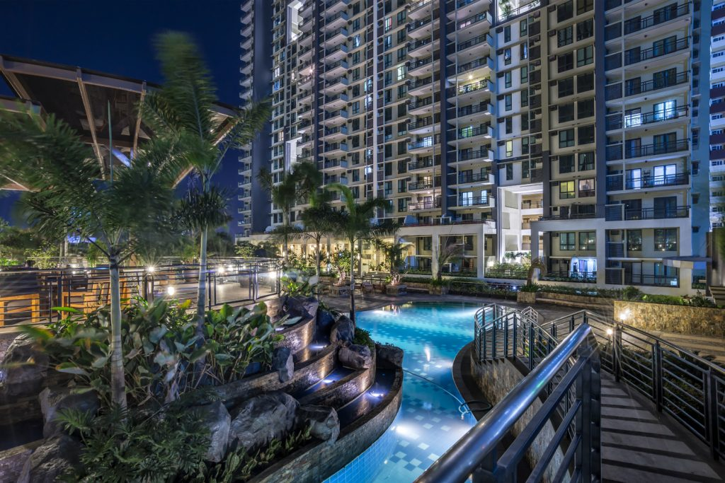 DMCI Homes' Flair Towers is one of many new developments in Mandaluyong