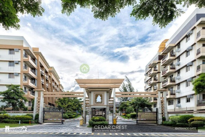 condo for rent near McKinley Hills