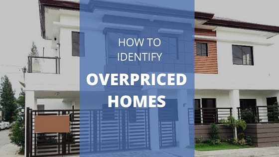 avoid overpriced homes
