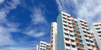 Singapore mortgage growth