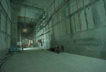Suvarnabhumi Airport secret tunnels