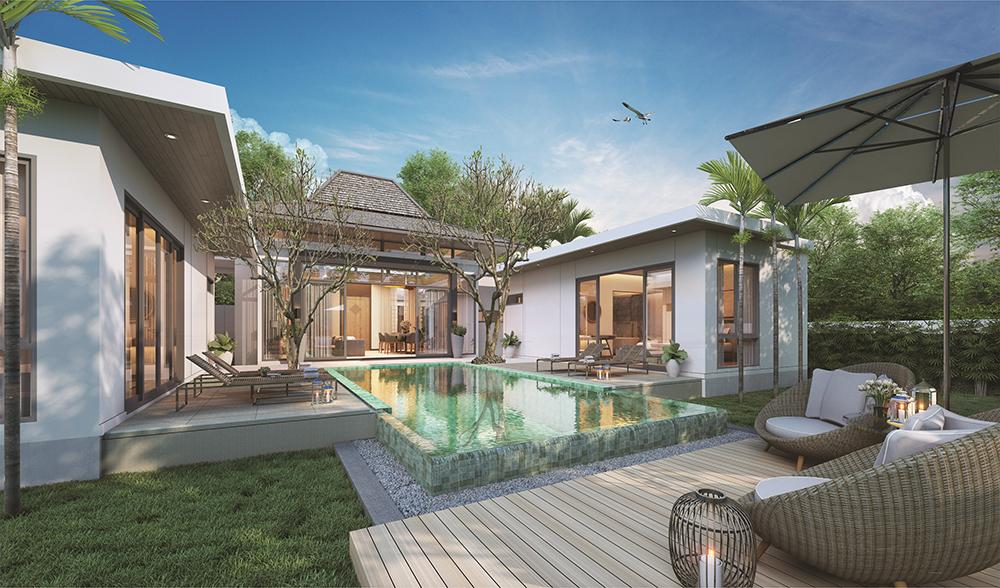 Shambhala Grand Villa for sale Demand for Phuket luxury villas