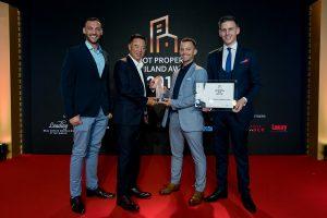 Sansiri wins Dot Property Thailand Awards 2019