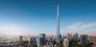 Bangkok's tallest building