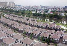 Ho Chi Minh City suburbs