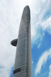 Bitexco Financial Tower tallest buildings vietnam