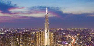 Landmark 81 tallest buildings in Vietnam