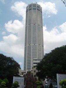 KOMTAR Tower tallest building Penang