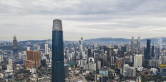 The Exchange 106 tallest buildings in Malaysia