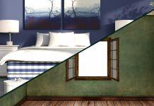 furnished or unfurnished condo