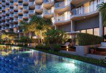 Nội thất căn hộ nghỉ dưỡng tại Mövenpick Resort Waverly Phú Quốc được đánh giá là tinh tế, đẳng cấp.