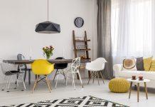 bày trí căn hộ dưới 50 m2