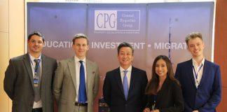 Kesuksesan Seminar Conrad Properties Group