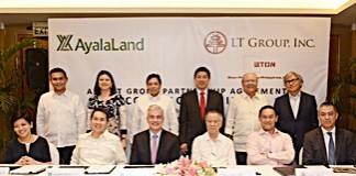Ayala Land Joint Venture