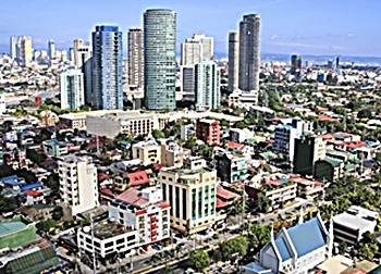 Residential rental rates in the Philippines