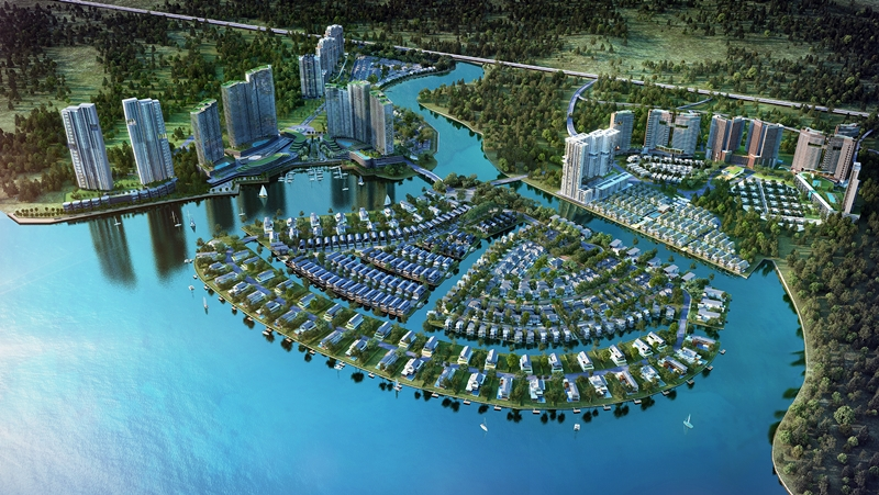 Senibong Cove,Malaysia, Dot Property Best of the Best Awards, Southeast Asia, property awards