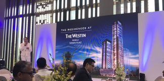 Dot Property invited to intimate unveiling of The Westin Manila Sonata Place