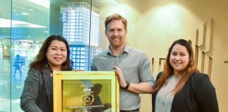 The Grand Tower wins Best Hotel Development Cebu